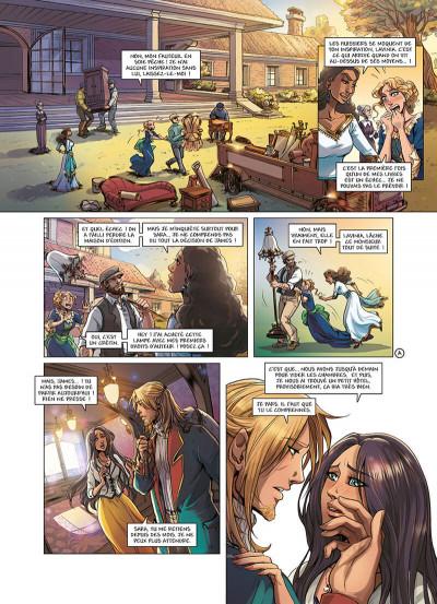 Page 3 Princesse Sara tome 13