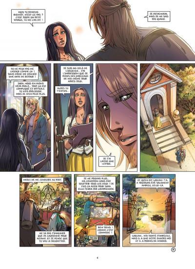 Page 4 Princesse Sara tome 13