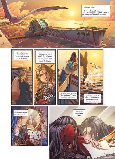 Page 5 Princesse Sara tome 13