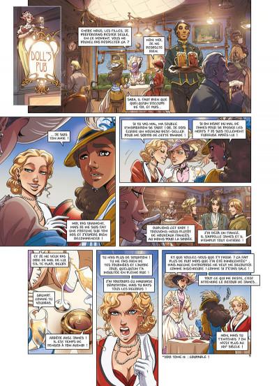 Page 7 Princesse Sara tome 13