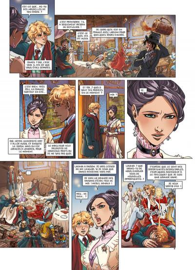 Page 9 Princesse Sara tome 13