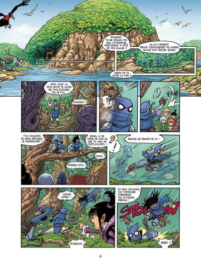 Page 8 Azaqi tome 3