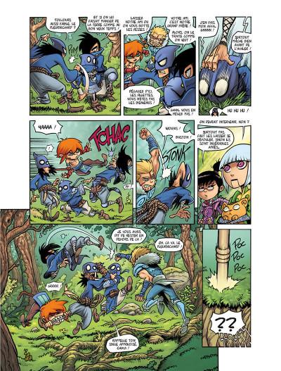Page 9 Azaqi tome 3
