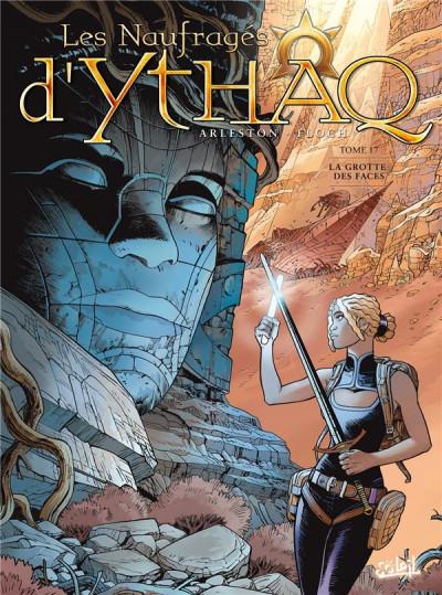 Couverture Les naufragés d'Ythaq tome 17