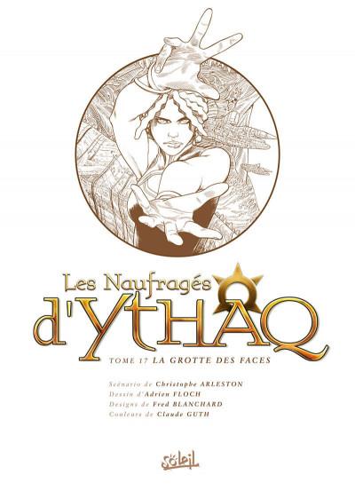 Page 1 Les naufragés d'Ythaq tome 17