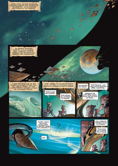Page 3 Les naufragés d'Ythaq tome 17
