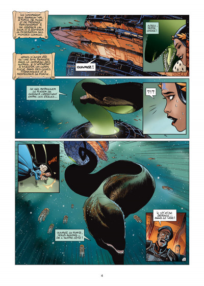 Page 4 Les naufragés d'Ythaq tome 17