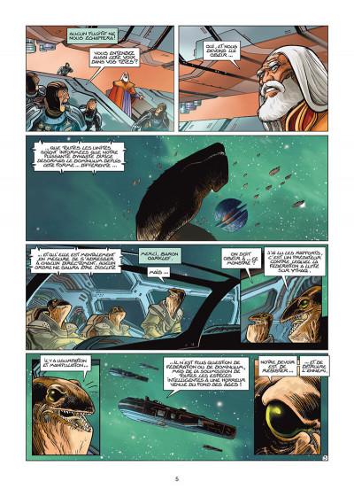 Page 5 Les naufragés d'Ythaq tome 17