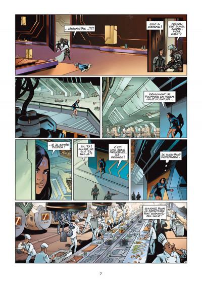 Page 7 Les naufragés d'Ythaq tome 17