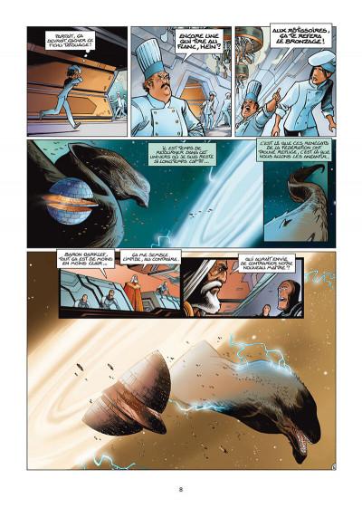 Page 8 Les naufragés d'Ythaq tome 17