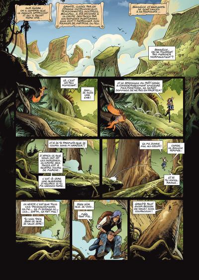 Page 9 Les naufragés d'Ythaq tome 17