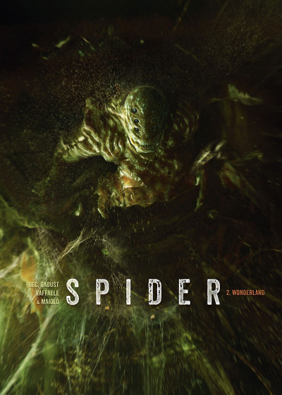 Couverture Spider tome 2