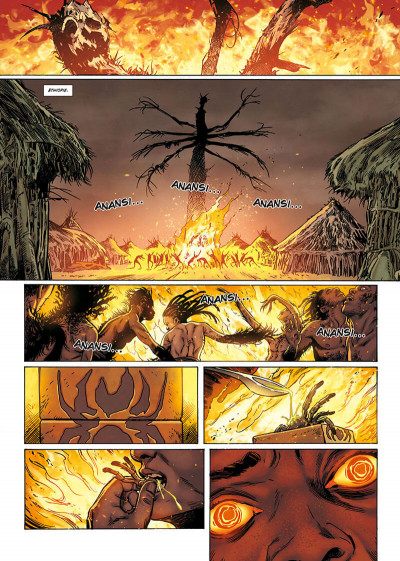 Page 3 Spider tome 2