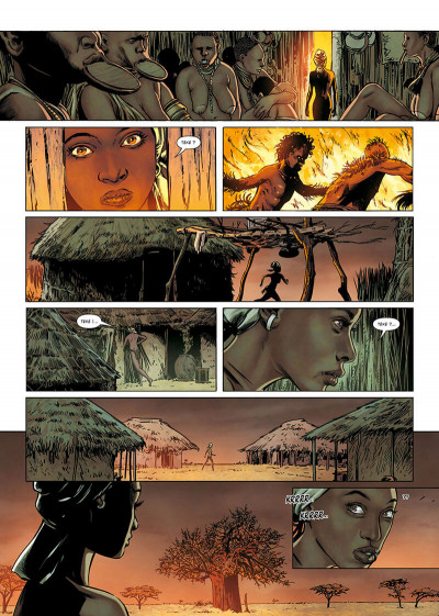 Page 4 Spider tome 2