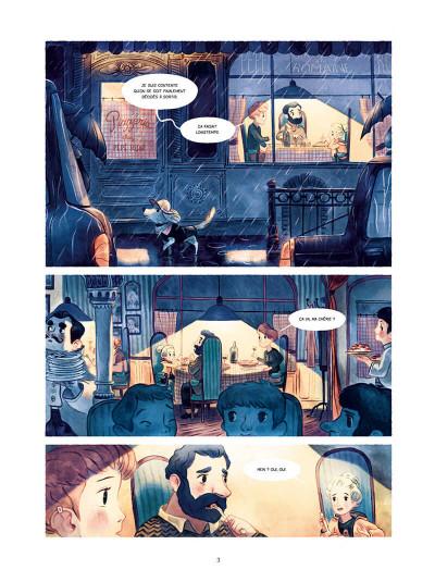 Page 3 L'épouvantable peur d'Épiphanie Frayeur tome 2