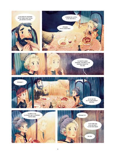 Page 4 L'épouvantable peur d'Épiphanie Frayeur tome 2