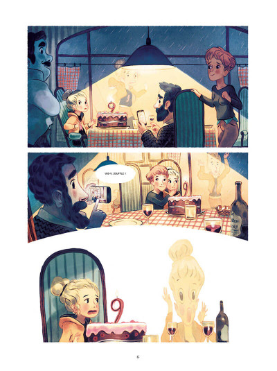 Page 6 L'épouvantable peur d'Épiphanie Frayeur tome 2