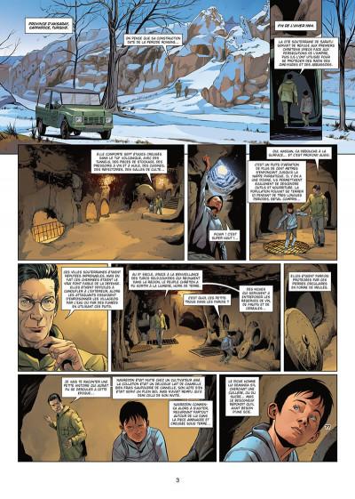 Page 3 Prométhée tome 21