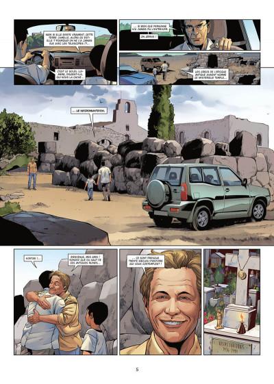 Page 5 Prométhée tome 21