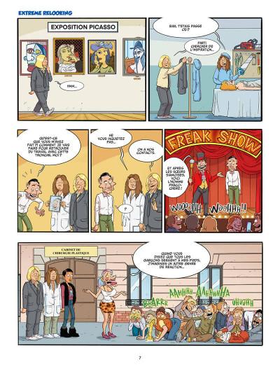 Page 7 Le monde à l'envers tome 2