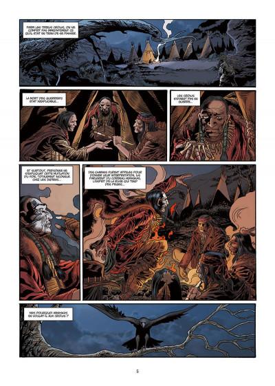 Page 5 Jeremiah Johnson tome 2
