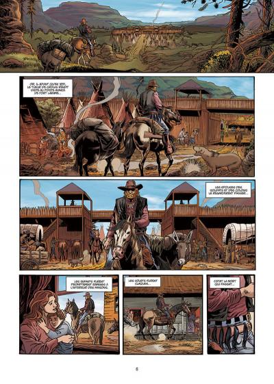 Page 6 Jeremiah Johnson tome 2