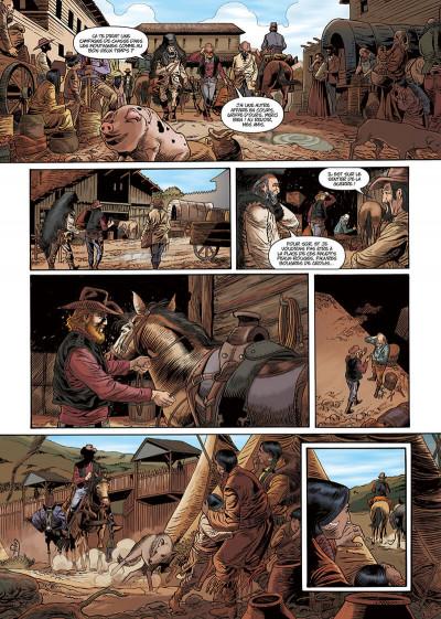 Page 9 Jeremiah Johnson tome 2