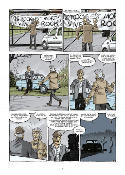 Page 5 Sold-out tome 1