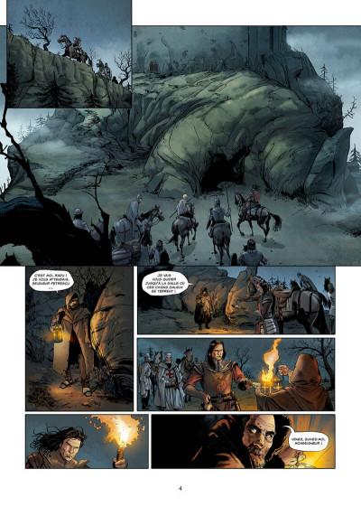 Page 4 Le sanctuaire des hérétiques tome 1