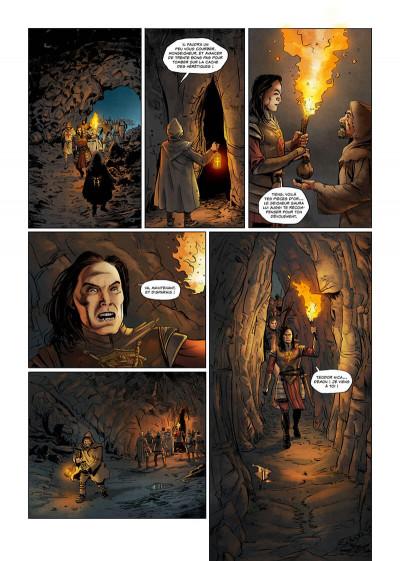 Page 5 Le sanctuaire des hérétiques tome 1