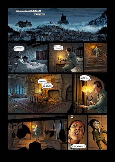 Page 6 Le sanctuaire des hérétiques tome 1