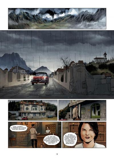 Page 9 Le sanctuaire des hérétiques tome 1