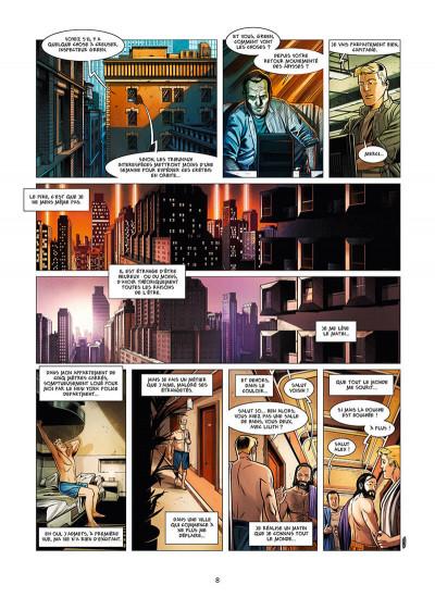 Page 8 Fédération tome 3