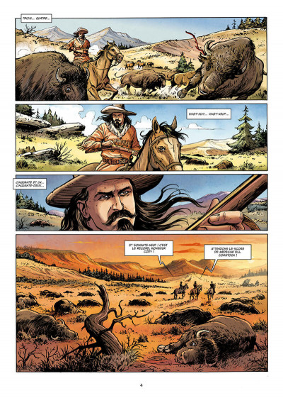 Page 7 West legends tome 4