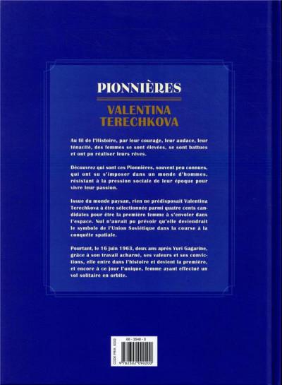 Dos Pionnières - Valentina Terechkova, cosmonaute