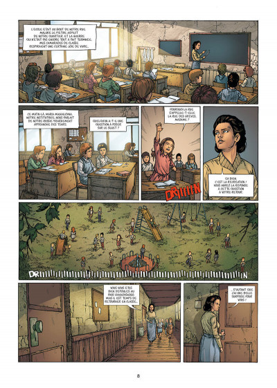 Page 8 Pionnières - Valentina Terechkova, cosmonaute