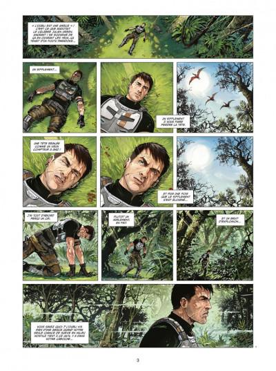 Page 1 Conquêtes tome 7