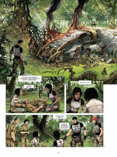 Page 2 Conquêtes tome 7