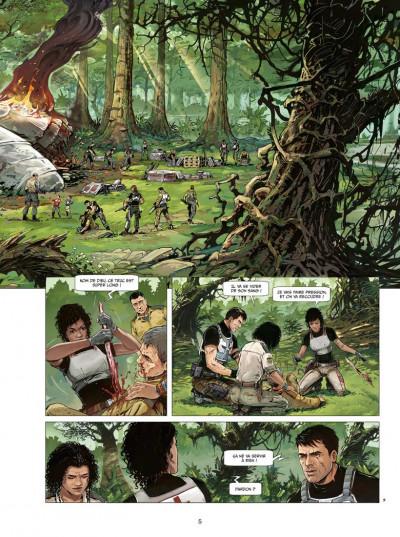 Page 3 Conquêtes tome 7
