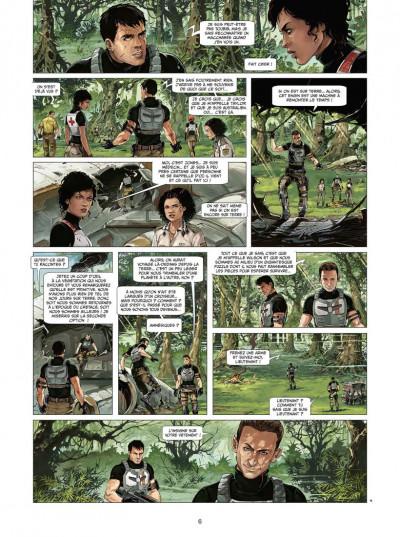 Page 4 Conquêtes tome 7