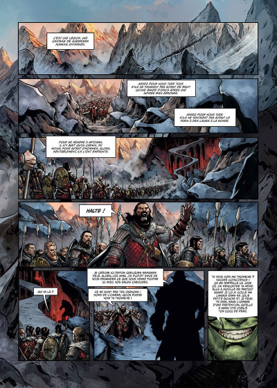 Page 3 Elfes tome 29