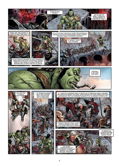 Page 4 Elfes tome 29