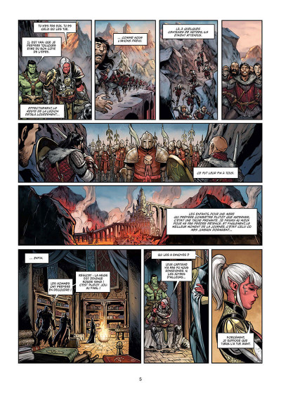 Page 5 Elfes tome 29