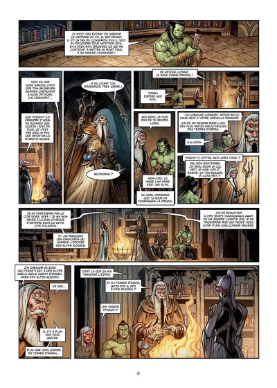 Page 6 Elfes tome 29