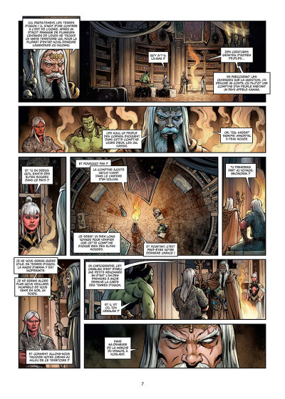 Page 7 Elfes tome 29