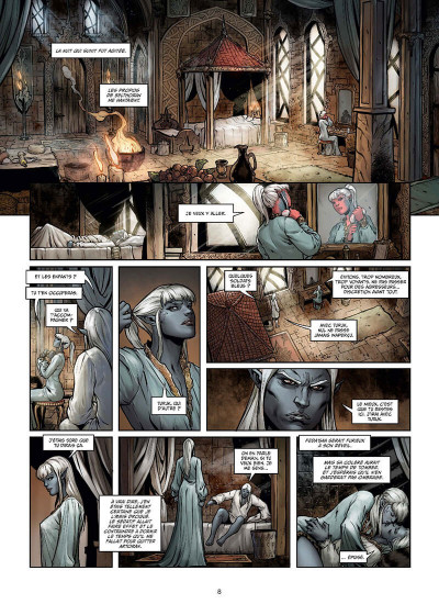 Page 8 Elfes tome 29
