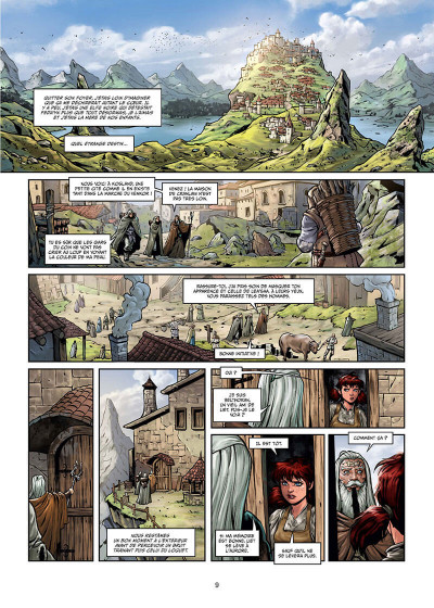 Page 9 Elfes tome 29