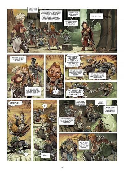Page 5 Nains tome 19