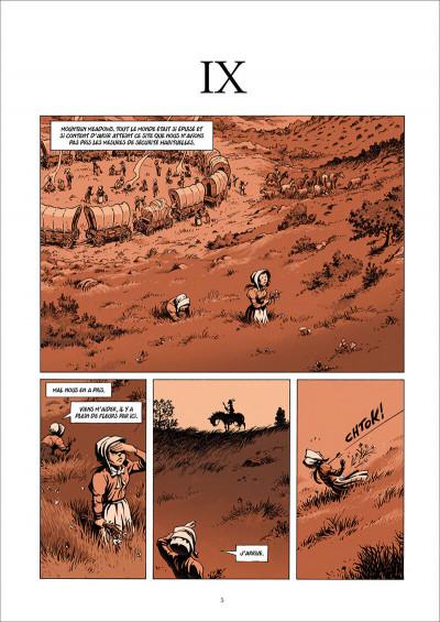 Page 5 Le vagabond des étoiles tome 2