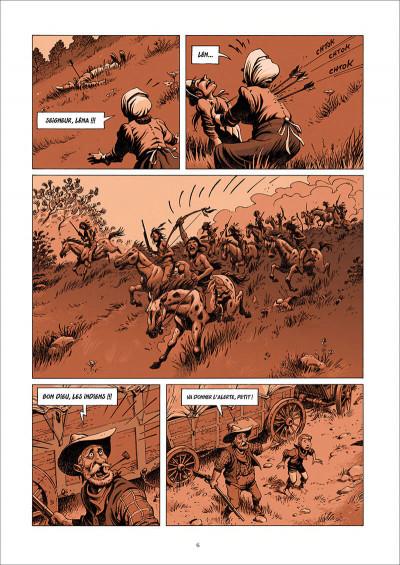 Page 6 Le vagabond des étoiles tome 2